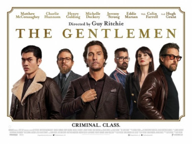The Gentlemen review — Cheeky and Outrageous, It's a Raucous Ride
