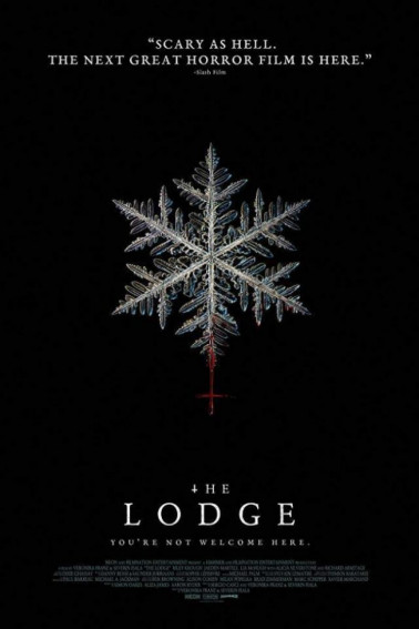THE LODGE Review – Snow Problem for Horror Lovers