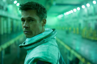 Brad Pitt Takes a Melancholy Space Odyssey in AD ASTRA [Blu Review]